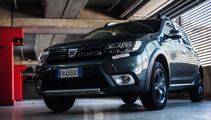 Dacia Sandero Stepway 0.9 TCe 90 CV Brave, prova su strada della versione GPL - Foto 27 di 29