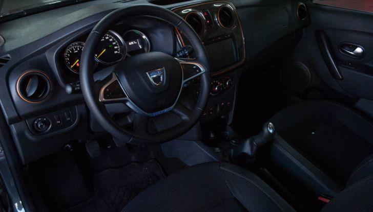 Dacia Sandero Stepway 0.9 TCe 90 CV Brave, prova su strada della versione GPL - Foto 16 di 29