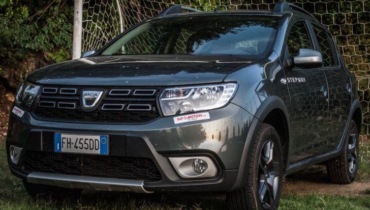 Dacia Sandero Stepway 0.9 TCe 90 CV Brave, prova su strada della versione GPL - Foto 7 di 29