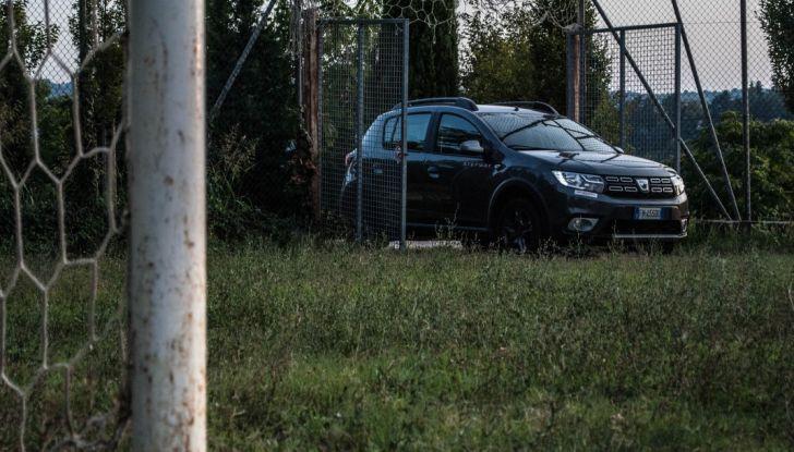 Dacia Sandero Stepway 0.9 TCe 90 CV Brave, prova su strada della versione GPL - Foto 20 di 29