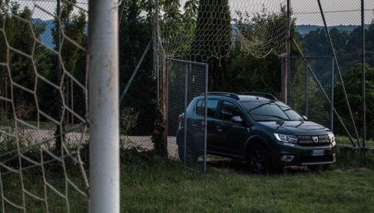 Dacia Sandero Stepway 0.9 TCe 90 CV Brave, prova su strada della versione GPL - Foto 5 di 29