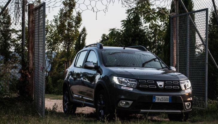Dacia Sandero Stepway 0.9 TCe 90 CV Brave, prova su strada della versione GPL - Foto 1 di 29
