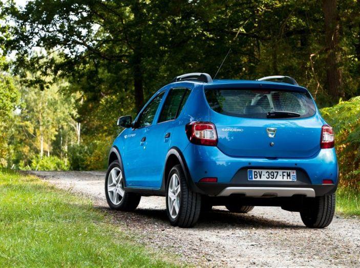 Dacia Sandero, in offerta a 7.450€ con possibilità di finanziamento - Foto 8 di 8