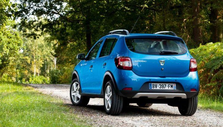 Auto a benzina VS auto a GPL: costi e consumi a confronto con Dacia - Foto 8 di 8