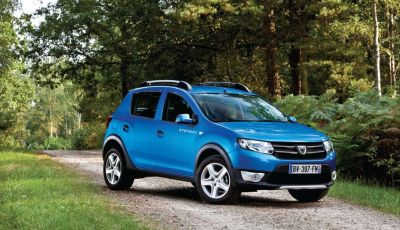 Dacia Sandero, in offerta a 7.450€ con possibilità di finanziamento
