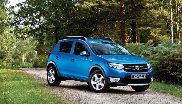 Dacia Sandero, in offerta a 7.450€ con possibilità di finanziamento - Foto 2 di 8