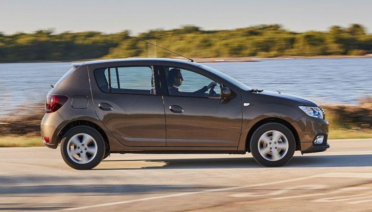 Dacia Sandero, in offerta a 7.450€ con possibilità di finanziamento - Foto 4 di 8