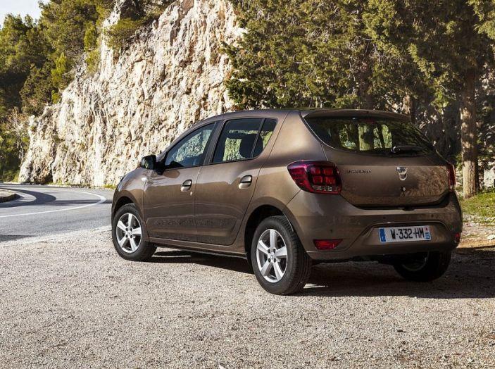 Dacia Sandero, in offerta a 7.450€ con possibilità di finanziamento - Foto 5 di 8