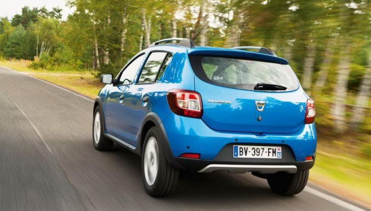 Dacia Sandero, in offerta a 7.450€ con possibilità di finanziamento - Foto 6 di 8