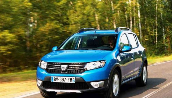 Dacia Sandero, in offerta a 7.450€ con possibilità di finanziamento - Foto 7 di 8