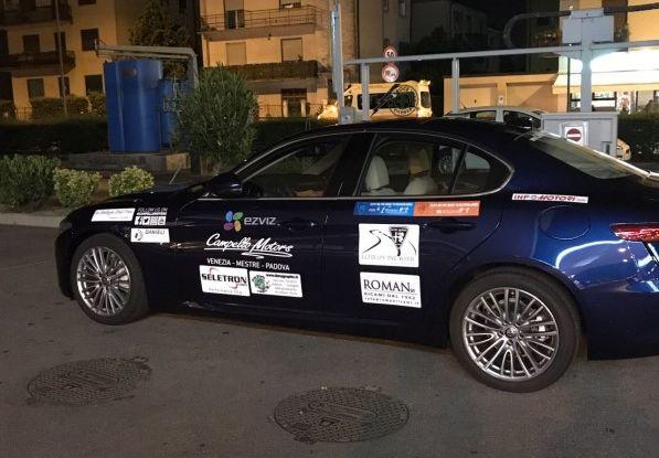 Elite Alfisti Club, da Padova ad Assen per lo Spettacolo Sportivo Alfa Romeo - Foto 4 di 13