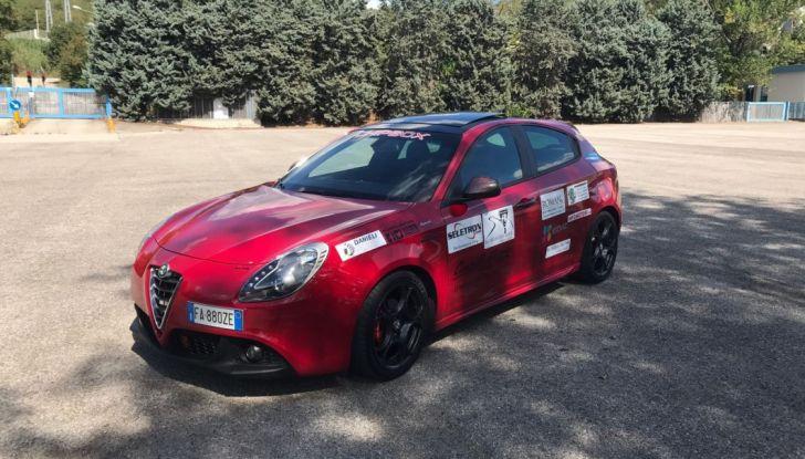 Elite Alfisti Club, da Padova ad Assen per lo Spettacolo Sportivo Alfa Romeo - Foto 1 di 13