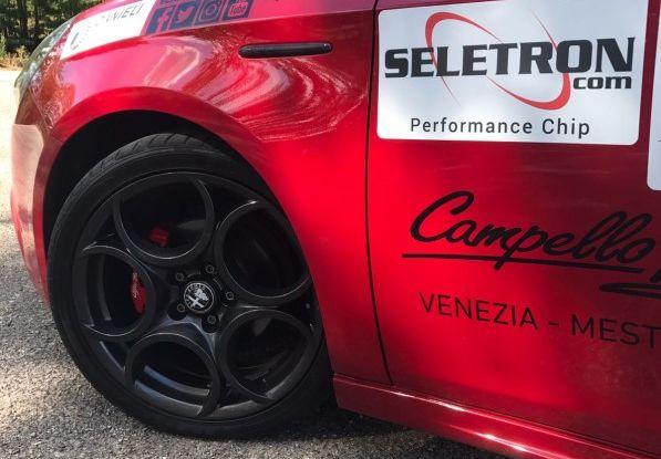Elite Alfisti Club, da Padova ad Assen per lo Spettacolo Sportivo Alfa Romeo - Foto 9 di 13