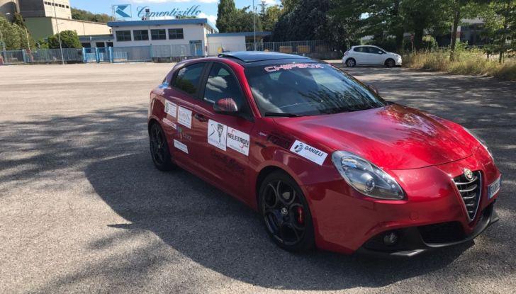 Elite Alfisti Club, da Padova ad Assen per lo Spettacolo Sportivo Alfa Romeo - Foto 10 di 13
