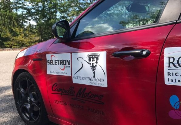 Elite Alfisti Club, da Padova ad Assen per lo Spettacolo Sportivo Alfa Romeo - Foto 11 di 13