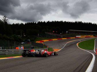 F1 GP Belgio a Spa: orari TV e diretta su Sky e Rai