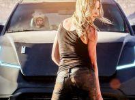 Ford Interceptor è il SUV del nuovo film Monolith