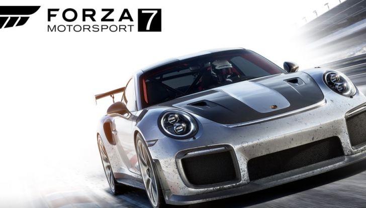 Alfa Romeo Giulia QV protagonista di Forza Motorsport 7 - Foto 6 di 14