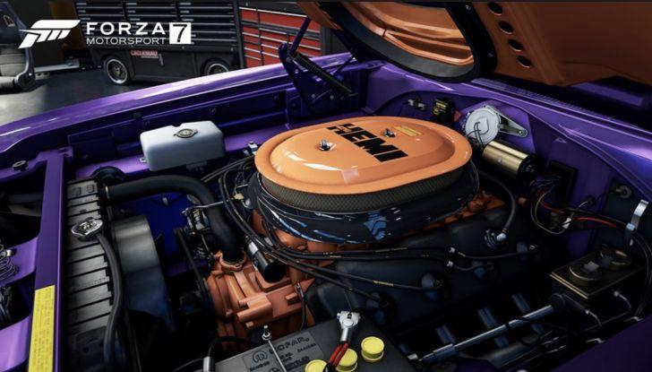 Alfa Romeo Giulia QV protagonista di Forza Motorsport 7 - Foto 5 di 14