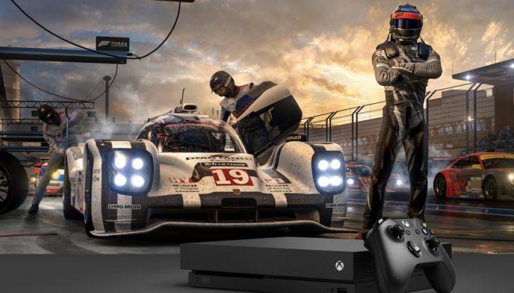 Alfa Romeo Giulia QV e Abarth 124 Spider protagoniste di Forza Motorsport 7 - Foto 2 di 14