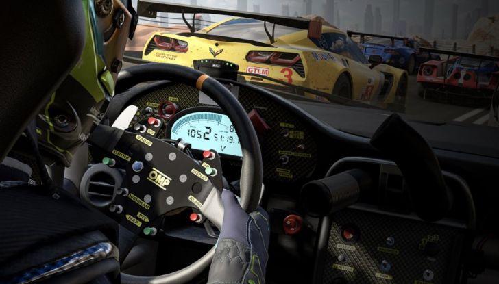 Alfa Romeo Giulia QV e Abarth 124 Spider protagoniste di Forza Motorsport 7 - Foto 7 di 14