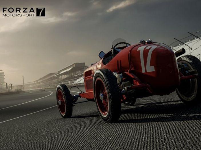 Alfa Romeo Giulia QV e Abarth 124 Spider protagoniste di Forza Motorsport 7 - Foto 10 di 14