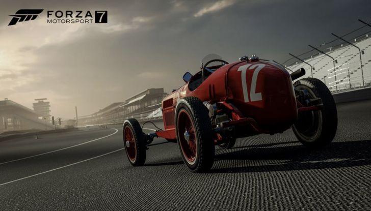 Alfa Romeo Giulia QV protagonista di Forza Motorsport 7 - Foto 10 di 14