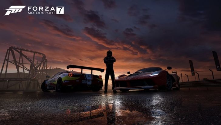 Alfa Romeo Giulia QV e Abarth 124 Spider protagoniste di Forza Motorsport 7 - Foto 3 di 14