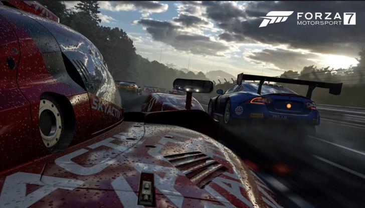 Alfa Romeo Giulia QV e Abarth 124 Spider protagoniste di Forza Motorsport 7 - Foto 4 di 14
