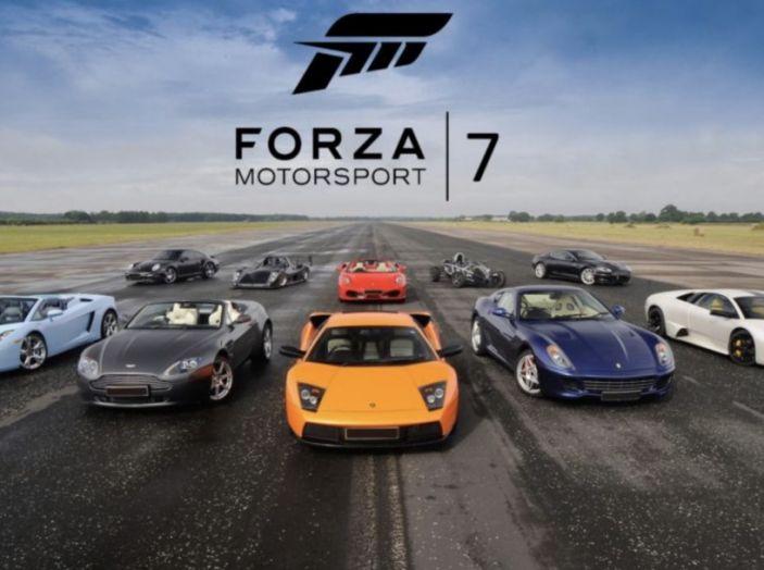 Alfa Romeo Giulia QV e Abarth 124 Spider protagoniste di Forza Motorsport 7 - Foto 1 di 14