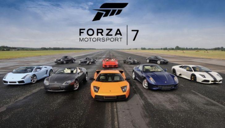 Alfa Romeo Giulia QV protagonista di Forza Motorsport 7 - Foto 1 di 14