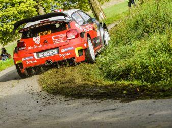 WRC Germania – Shakedown: tre C3 WRC nella top 5