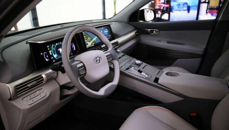 Hyundai: il nuovo SUV che viagga a idrogeno per 580Km con un pieno - Foto 2 di 3