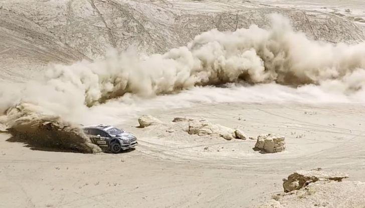 Ken Block nel deserto dello Utah per TerraKhana [Video] - Foto 7 di 13