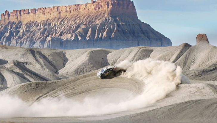 Ken Block nel deserto dello Utah per TerraKhana [Video] - Foto 8 di 13