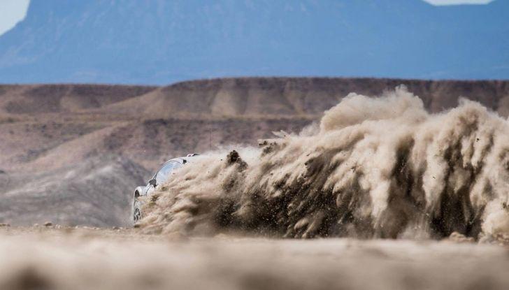 Ken Block nel deserto dello Utah per TerraKhana [Video] - Foto 9 di 13