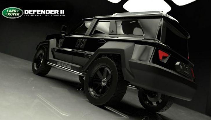 Land Rover Defender II 2018: La leggenda continua - Foto 3 di 4