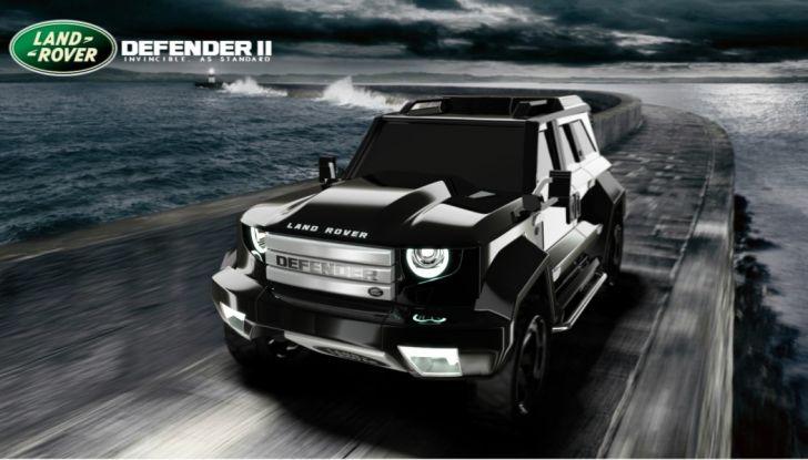 Land Rover Defender II 2018: La leggenda continua - Foto 2 di 4