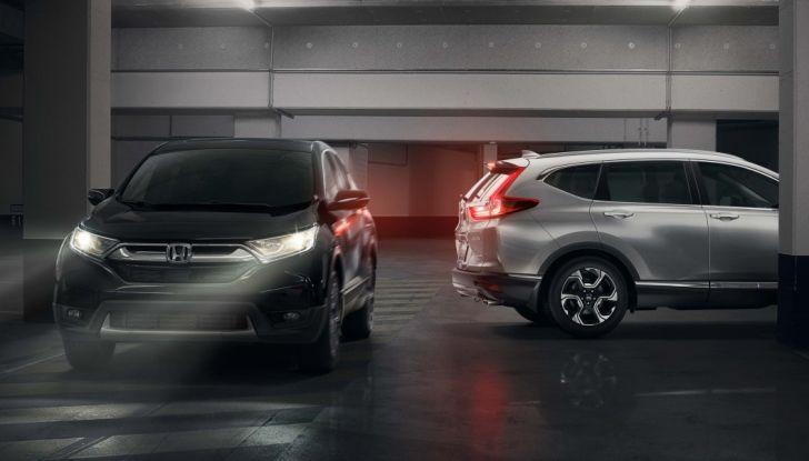 Nuova Honda CR-V 2018: tutte le info sul nuovo SUV di Tokyo - Foto 1 di 9