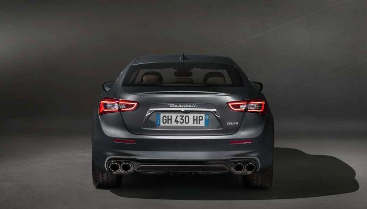Maserati Ghibli GranLusso, il restyling della berlina sportiva - Foto 4 di 4