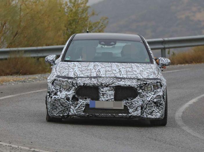Mercedes-AMG A45 2018, i primi test della compatta sportiva - Foto 29 di 31
