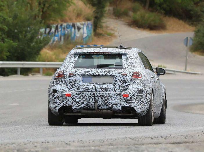 Mercedes-AMG A45 2018, nuovi test della compatta sportiva - Foto 20 di 31