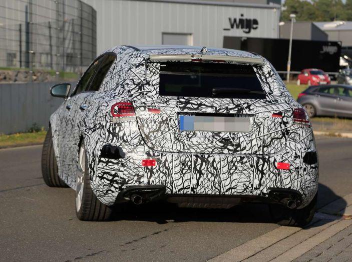 Mercedes-AMG A45 2018, i primi test della compatta sportiva - Foto 8 di 31