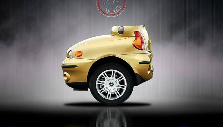 """I segreti del design automotive raccontati da """"La Tête Dans le Cul"""" - Foto 2 di 17"""