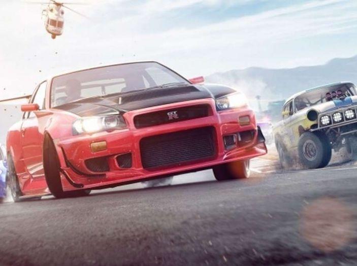Need for Speed Payback, il videogame arriva il 10 novembre - Foto 1 di 14