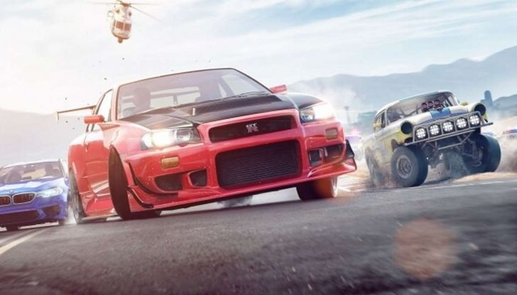 Need For Speed Payback, nuove auto in arrivo per Natale - Foto 1 di 14