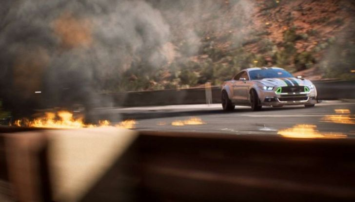Need For Speed Payback, nuove auto in arrivo per Natale - Foto 10 di 14