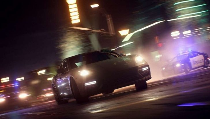 Need For Speed Payback, nuove auto in arrivo per Natale - Foto 13 di 14