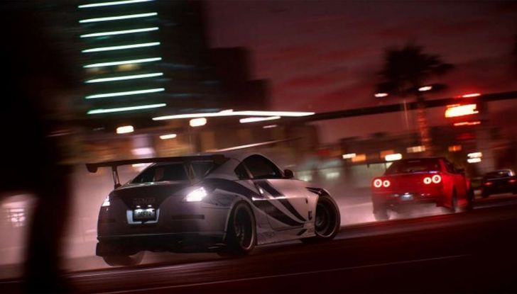 Need For Speed Payback, nuove auto in arrivo per Natale - Foto 4 di 14