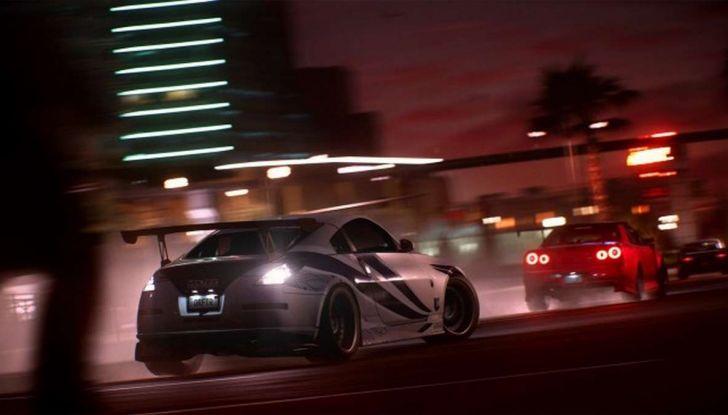 Need For Speed Payback, nuove auto in arrivo per Natale - Foto 4 di 14